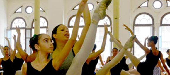 Escuela Nacional de Ballet