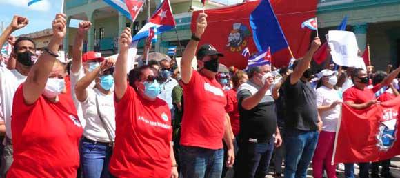 Asociaciones cubanas de la cultura expresan