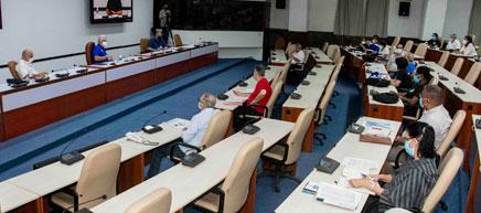 Cuba actualiza su protocolo