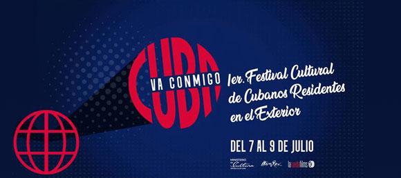 Primer Festival Cultural de Cubanos