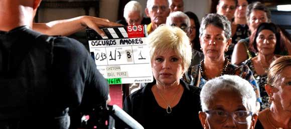 Oscuros amores en nueva película de Gerardo